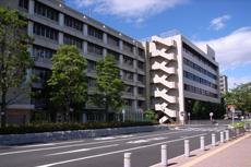 川澄キャンパス 厚生会館周辺